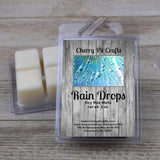 Rain Drops Soy Wax Melts