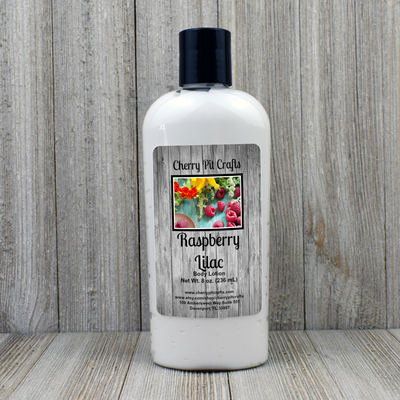Raspberry Lilac Body Lotion