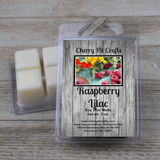 Raspberry Lilac Soy Wax Melts
