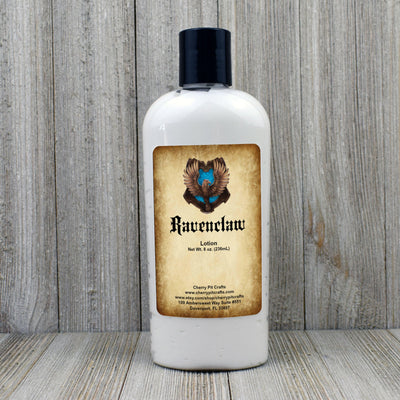 Discontinued - Ravenclaw Harry Potter Themed Goat Milk & Honey Body Lotion