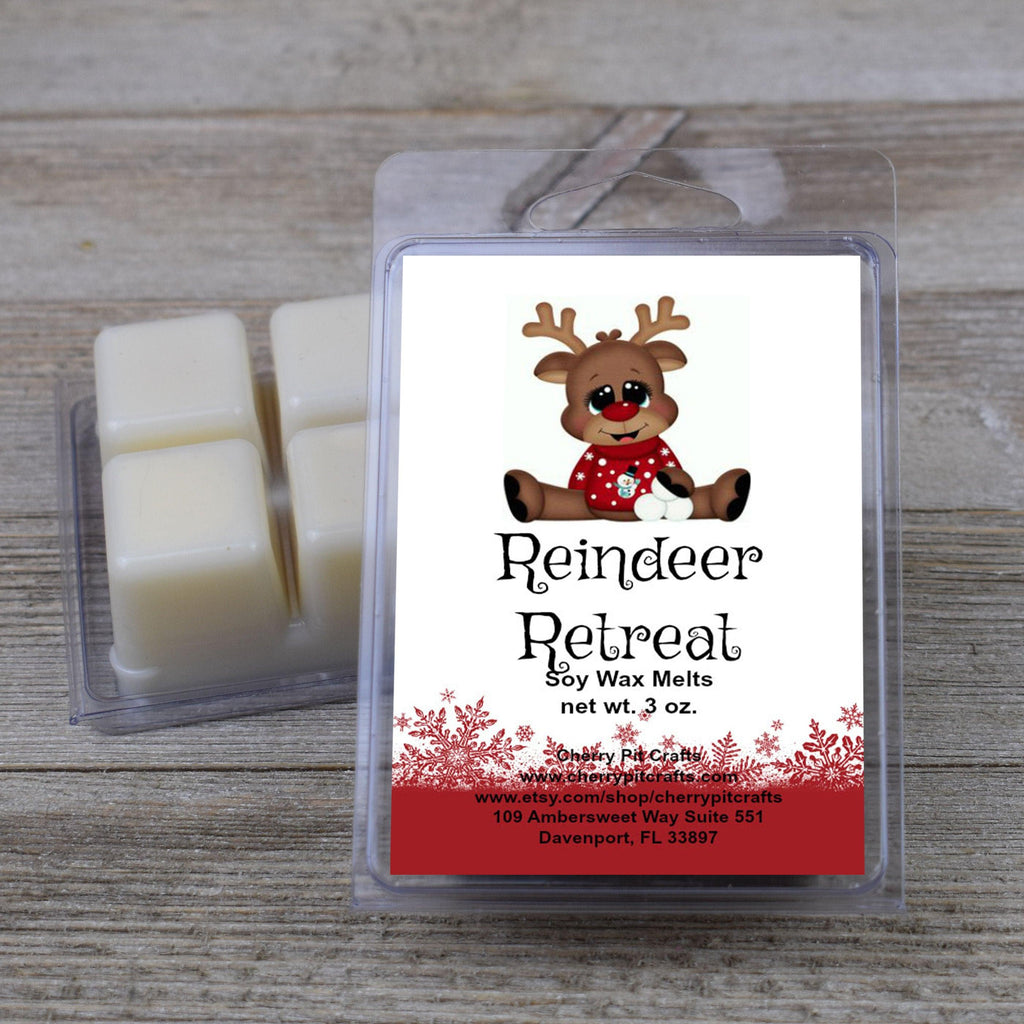 Reindeer Retreat Soy Wax Melts
