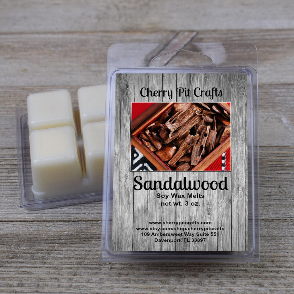 Sandalwood Soy Wax Melts