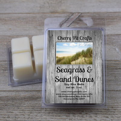 Sea Grass & Sand Dunes Soy Wax Melts