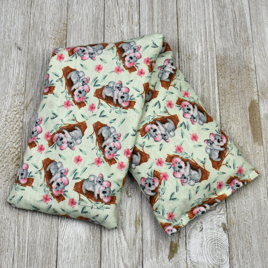 Cherry Pit Heating Pad - Sleeping Koala Babies