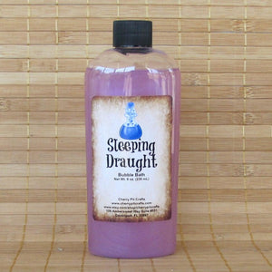 Sleeping Draught Harry Potter Themed Bubble Bath