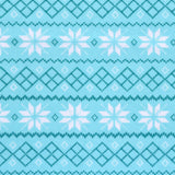 Cherry Pit Heating Pad - Snowflake Fair Isle Stripe