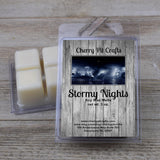 Stormy Nights Soy Wax Melts