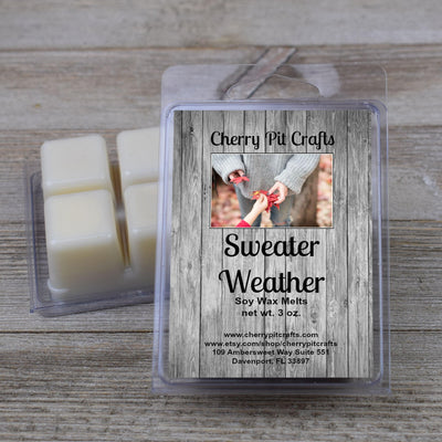 Sweater Weather Soy Wax Melts