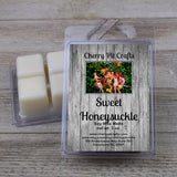 Sweet Honeysuckle Soy Wax Melts