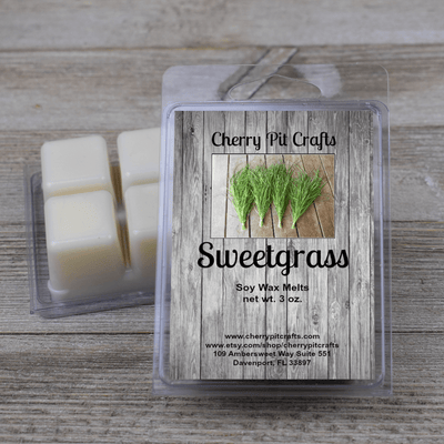 Sweetgrass Soy Wax Melts