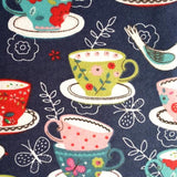 Cherry Pit Heating Pad - Tea Cups