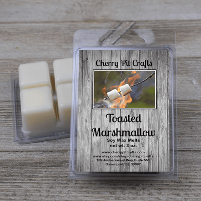 Toasted Marshmallow Soy Wax Melts
