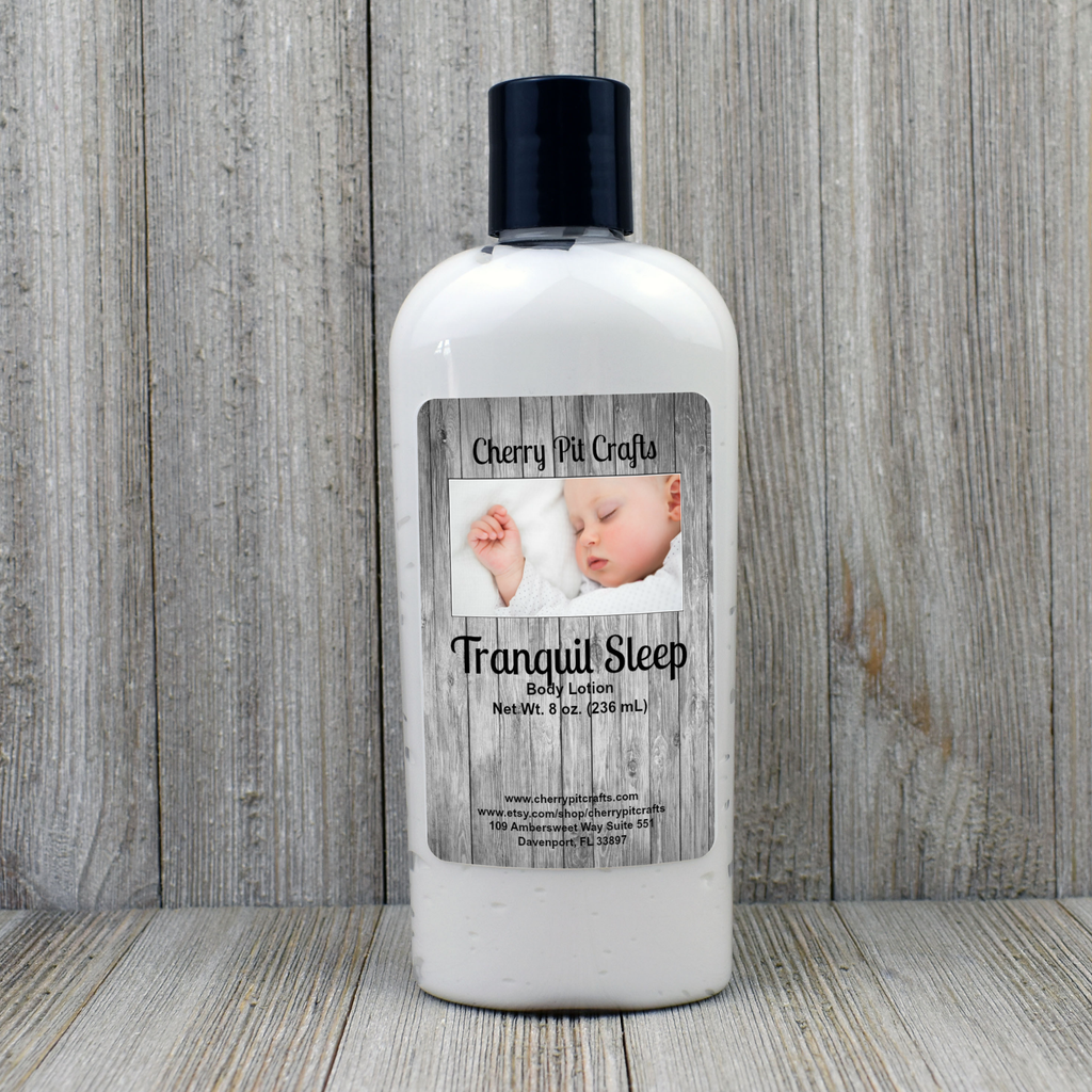 Tranquil Sleep Body Lotion