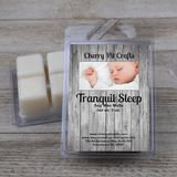 Tranquil Sleep Soy Wax Melts