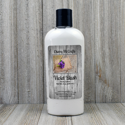 Violet Blush Body Lotion