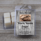 Warm Vanilla Sugar Soy Wax Melts