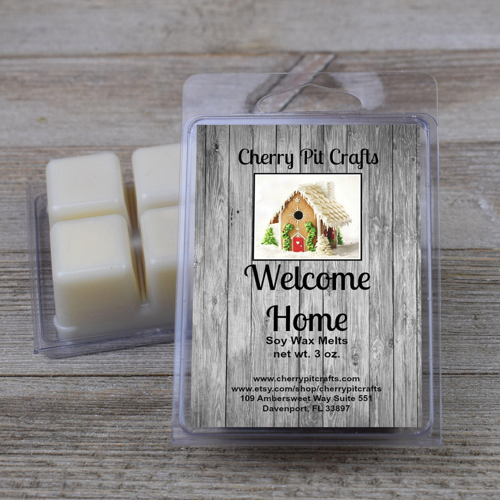 Welcome Home Soy Wax Melts