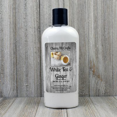 White Tea & Ginger Body Lotion