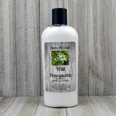 Wild Honeysuckle Body Lotion