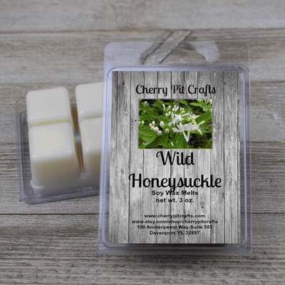 Wild Honeysuckle Soy Wax Melts