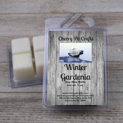 Winter Gardenia Soy Wax Melts