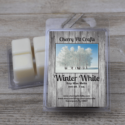 Winter White Soy Wax Melts