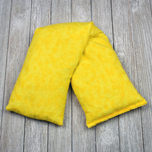 Cherry Pit Heating Pad - Hufflepuff Yellow