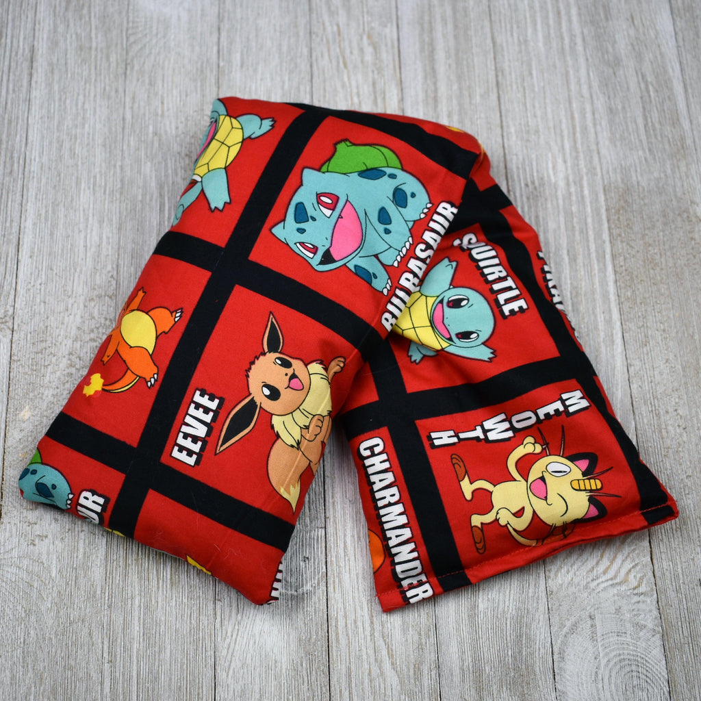Cherry Pit Heating Pad - Pokemon Block