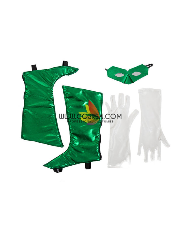Green Lantern Cosplay Costume