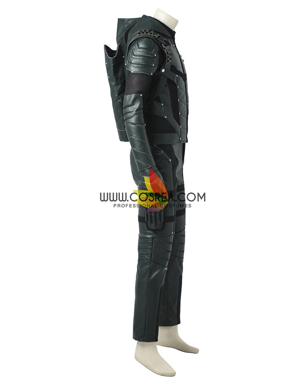Green Arrow Season 5 Cosplay Costume