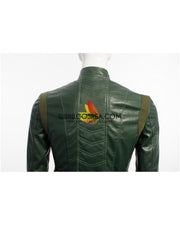 Green Arrow Season 1 Cosplay Costume