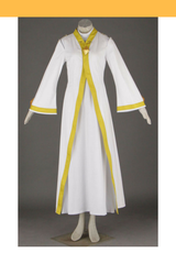 A Certain Magical Index Index Cosplay Costume