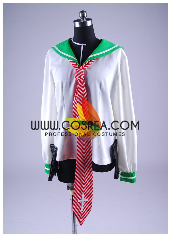 Cosrea A-E Airgear Simca Cosplay Costume