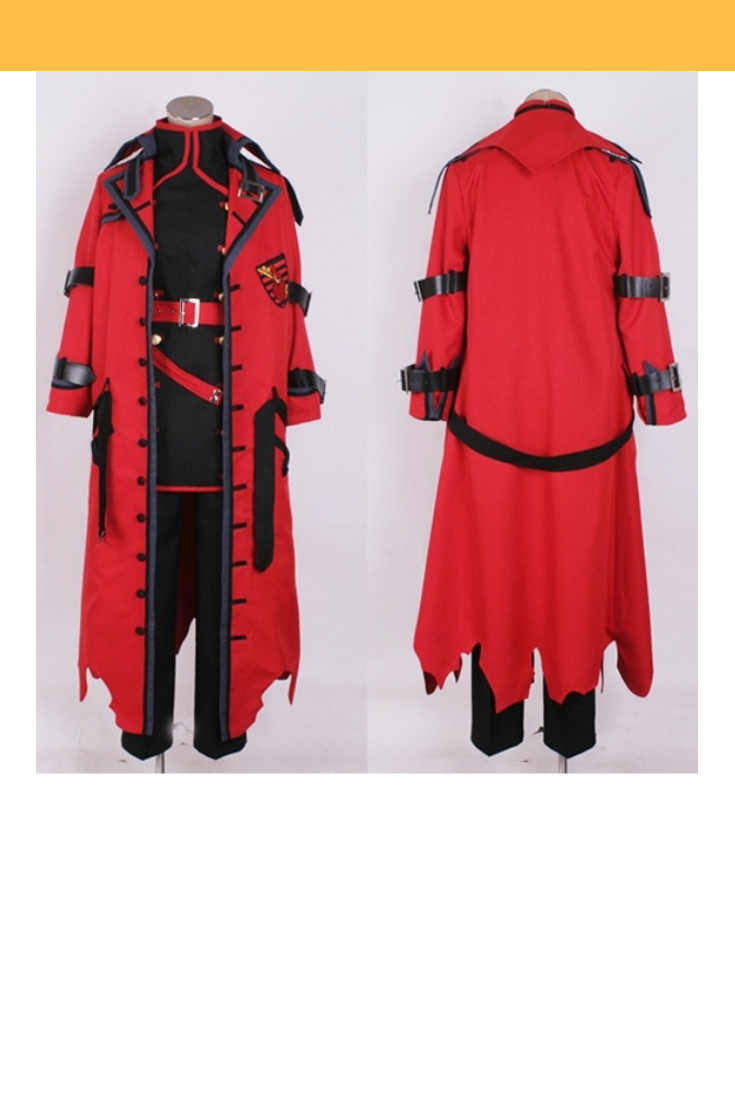 Alice in the Country of Hearts Ace Uniform Cosplay Costume
