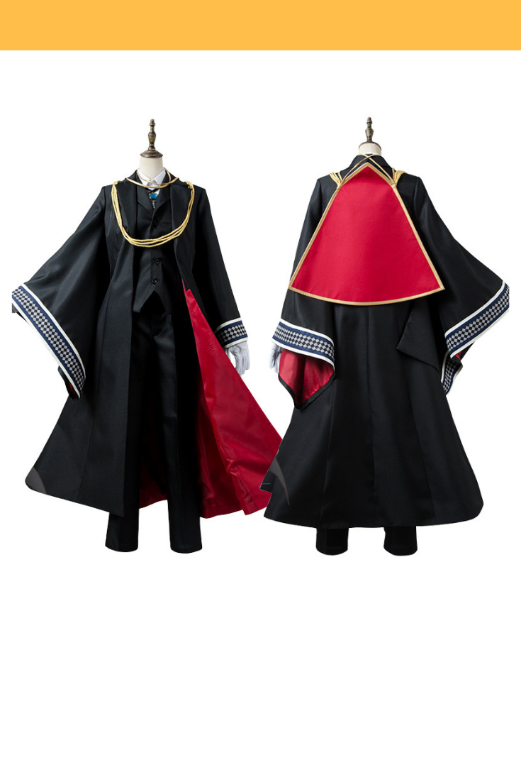 Ancient Magus Bride Elias Ainsworth Cosplay Costume