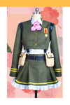 Cosrea A-E Anti-Magic Academy The 35th Test Platoon Cosplay Costume
