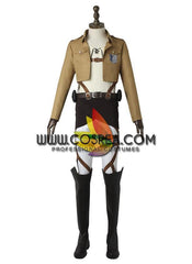 Attack On Titan Eren Yeager Complete Cosplay Costume