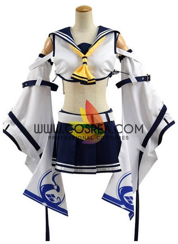 Azur Lane Ayanami Cosplay Costume - Cosrea Cosplay