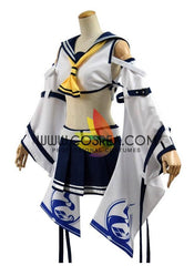 Azur Lane Ayanami Cosplay Costume