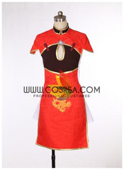 Azur Lane Ping Hai Cosplay Costume