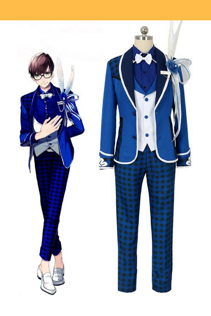 B Project Mikado Sekimura Cosplay Costume