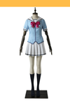 Cosrea A-E BanG Dream! Summer Academy Uniform Cosplay Costume