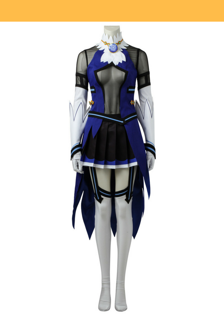 Battle Girl High School Asuha Kusunoki Cosplay Costume