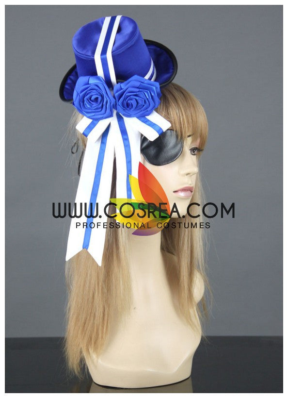 Black Butler Ciel His Butler Omnipotent Cosplay Costume - Cosrea Cosplay