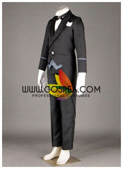 Black Butler Claude Faustus Cosplay Costume - Cosrea Cosplay