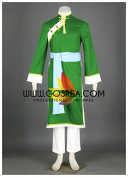 Black Butler Lau Green Cosplay Costume - Cosrea Cosplay