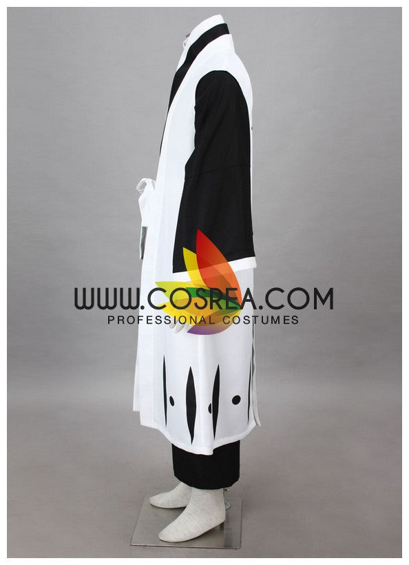 Bleach Gin Ichimaru Shinigami Cosplay Costume - Cosrea Cosplay