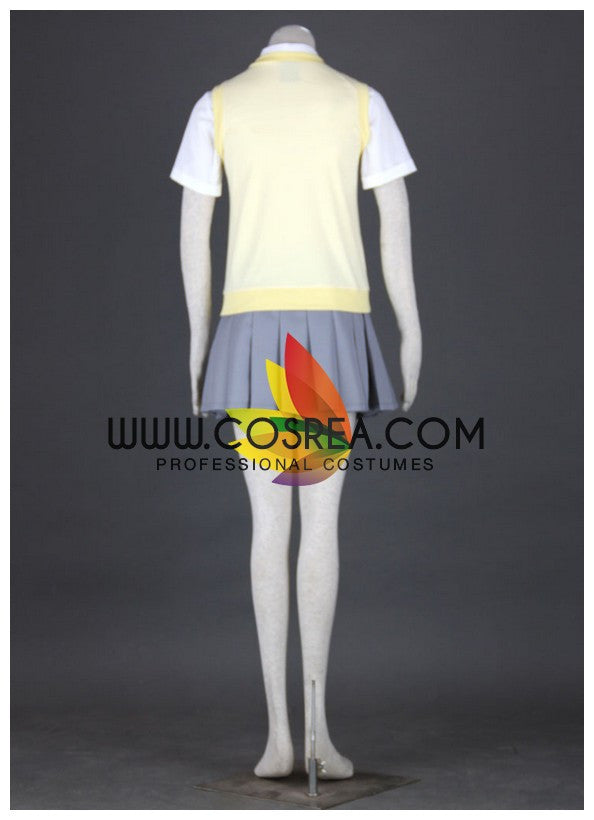 Cosrea A-E Bleach Karakura High School Female Fall Cosplay Costume