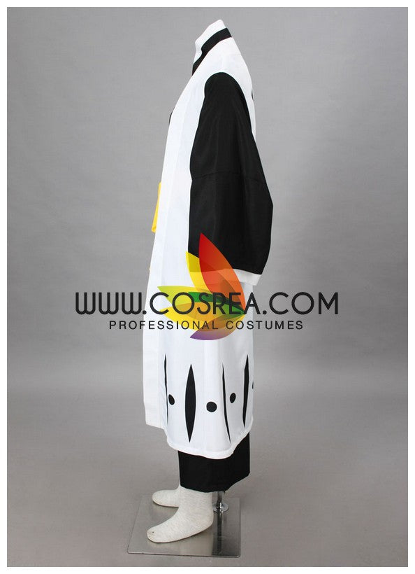 Bleach Soifon Shinigami Cosplay Costume - Cosrea Cosplay