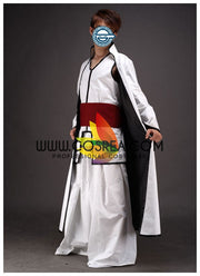 Bleach Sosuke Aizen Arrancar Cosplay Costume - Cosrea Cosplay